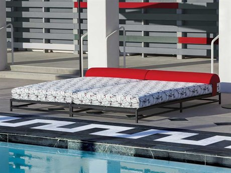 Tropitone Cabana Club Aluminum Cushion Lounge Set