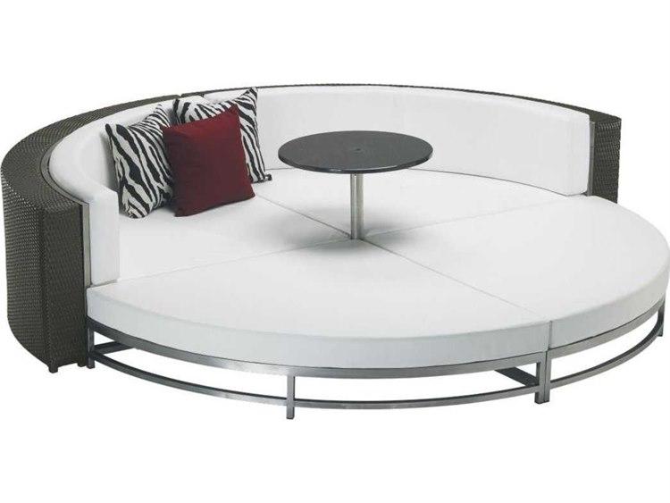 Tropitone Cabana Club Woven Lounge Set