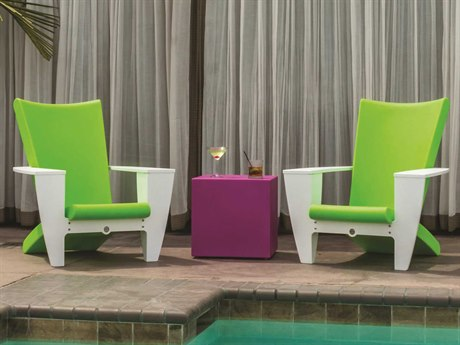 Tropitone Curve Resin Lounge Set