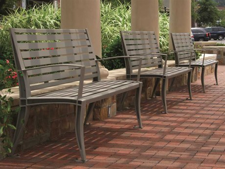 Tropitone District Steel Conversation Patio Lounge Set