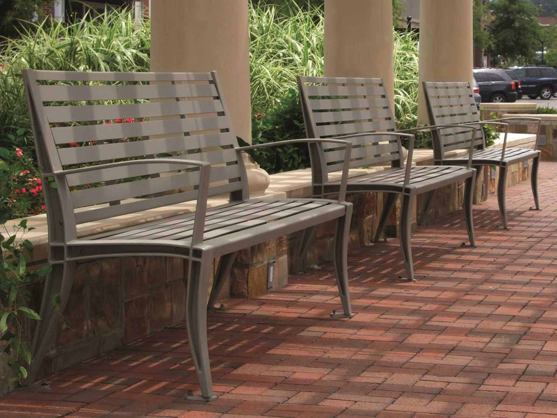 Tropitone District Steel Conversation Patio Lounge Set