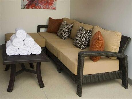 Tropitone Evo Woven Deep Seating Lounge Set