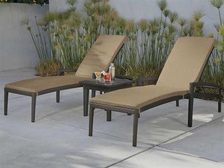 Tropitone Evo Woven Lounge Set