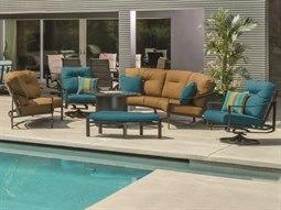 Kenzo Cushion Aluminum Lounge Set