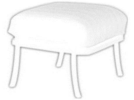 Tropitone Lisbon Ottoman Replacement Cushions TPLISBOTCH