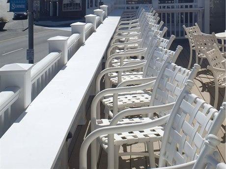 Tropitone La Scala Cross Strap Aluminum Bar Set