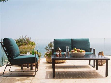 Tropitone Samba Cushion Aluminum Lounge Set