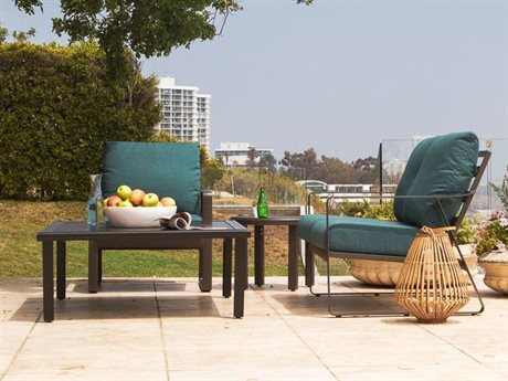 Tropitone Samba Cushion Aluminum Lounge Set
