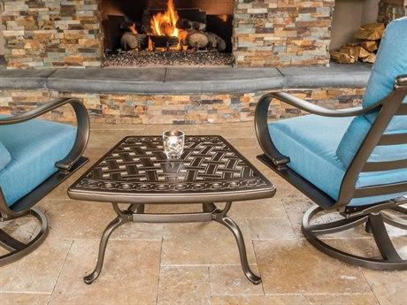 Tropitone Torino Cushion Aluminum Lounge Set