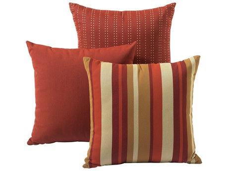 Tropitone 116''Wide Square Throw Pillow PatioLiving
