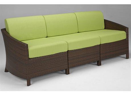 Tropitone Vela Woven Sofa Set