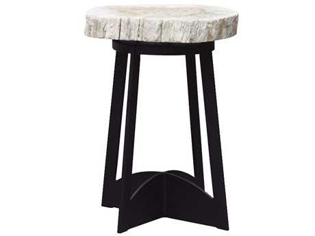 Tommy Bahama Outdoor Alfresco Living Aluminum 20.5'' Round End Table