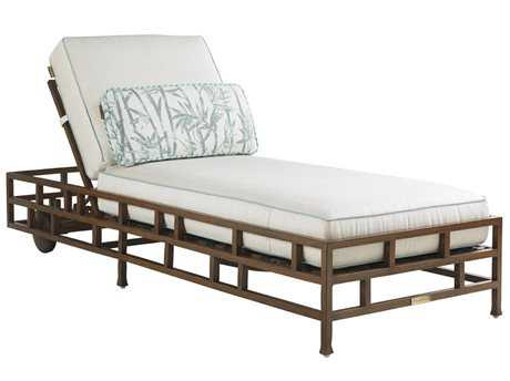 Tommy Bahama Outdoor Ocean Club Resort Aluminum Chaise Lounge