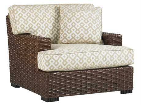 Tommy Bahama Outdoor Ocean Club Pacifica Wicker Lounge Chair