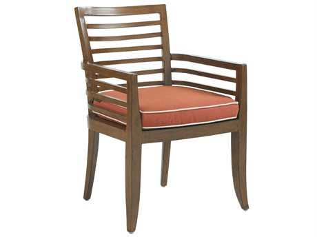 Tommy Bahama Outdoor Ocean Club Pacifica Aluminum Dining Chair