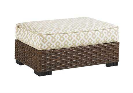 Tommy Bahama Outdoor Ocean Club Pacifica Wicker Ottoman