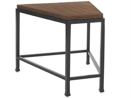 Tommy Bahama Outdoor Ocean Club Pacifica Aluminum Wedge End Table
