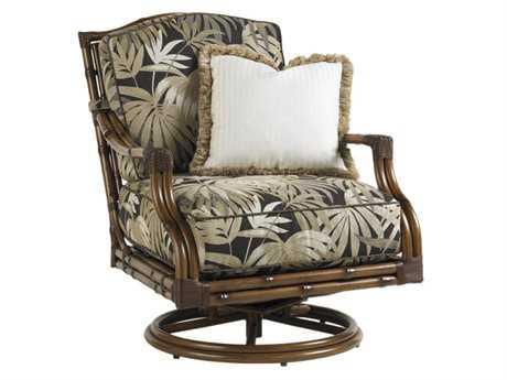 Tommy Bahama Outdoor Island Estate Veranda Aluminum Swivel Lounge Chair