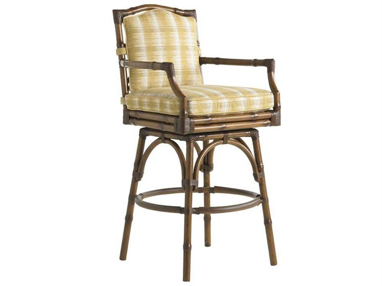 Tommy Bahama Outdoor Island Estate Veranda Aluminum Swivel Bar Stool