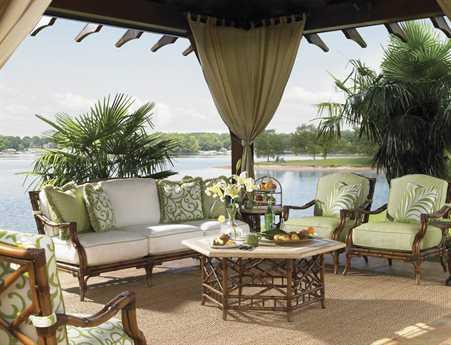 Tommy Bahama Outdoor Island Estate Veranda Aluminum Lounge Set