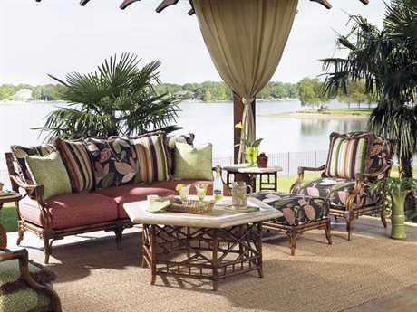 Tommy Bahama Outdoor Island Estate Veranda Aluminum Lounge Set