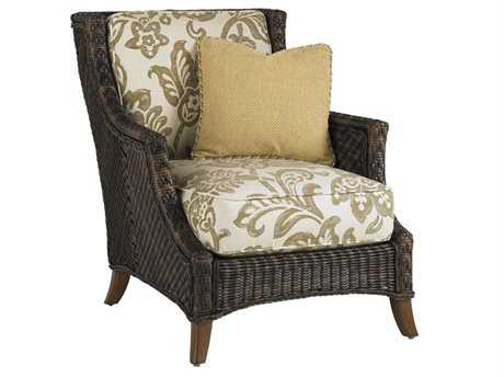 Tommy Bahama Outdoor Island Estate Lanai Wicker Lounge Chair PatioLiving