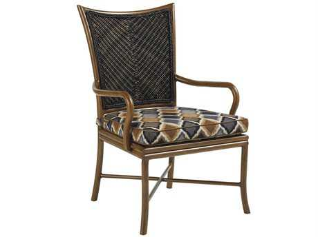 Tommy Bahama Outdoor Island Estate Lanai Wicker Dining Chair