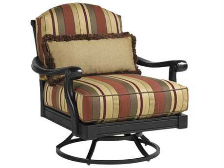 Tommy Bahama Outdoor Kingstown Sedona Cast Aluminum Swivel Lounge Chair