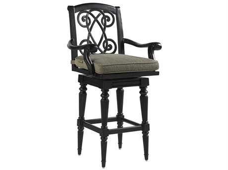 Tommy Bahama Outdoor Kingstown Sedona Cast Aluminum Swivel Bar Stool