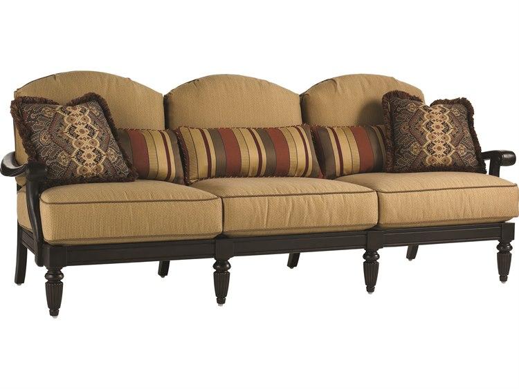 Tommy Bahama Outdoor Kingstown Sedona Cast Aluminum Sofa
