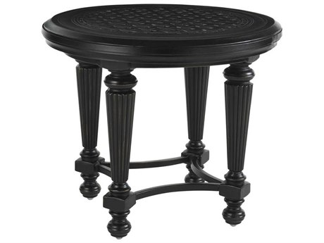 Tommy Bahama Outdoor Kingstown Sedona Cast Aluminum 27'' Round End Table