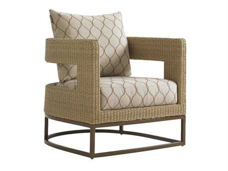 Tommy Bahama Outdoor Aviano Wicker Lounge Chair
