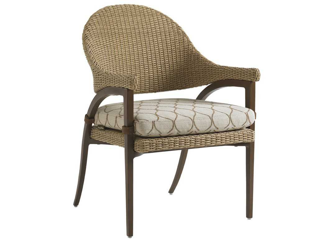 Tommy Bahama Outdoor Aviano Wicker Dining Chair | 3220-13