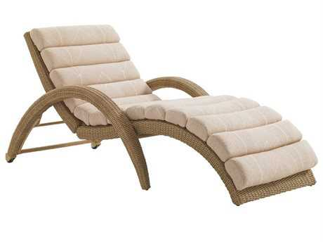 Tommy Bahama Outdoor Aviano Wicker Chaise Lounge PatioLiving