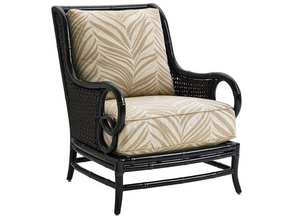 Tommy bahama outdoor marimba wicker lounge chair 3237 11 for Lounge sofa garten shop