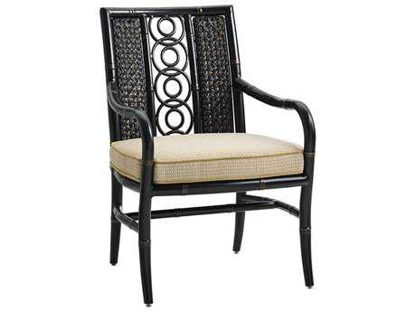Tommy Bahama Outdoor Marimba Wicker Dining Chair