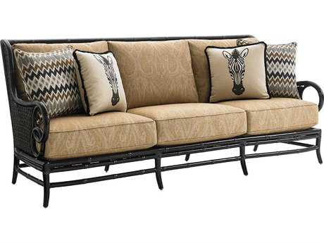 Tommy Bahama Outdoor Marimba Wicker Sofa