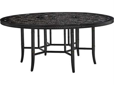 Tommy Bahama Outdoor Marimba Round Dining Table Base
