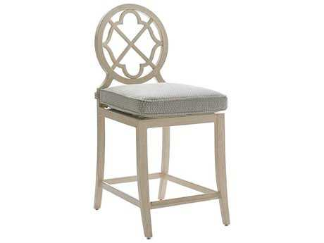 Tommy Bahama Outdoor Misty Garden Cast Aluminum Counter Stool