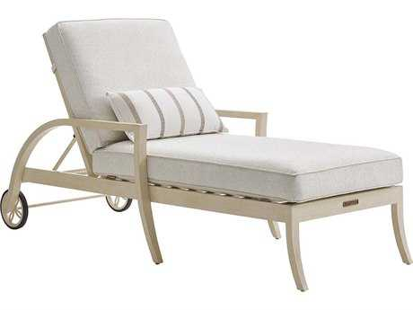 Tommy Bahama Outdoor Misty Garden Cast Aluminum Chaise Lounge
