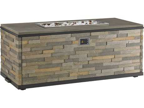 Tommy Bahama Outdoor Tres Chic Gas Fire Pit (Dual Source)