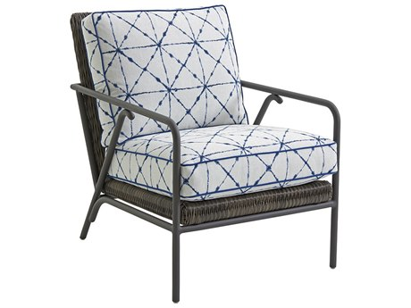 Tommy Bahama Outdoor Cypress Point Ocean Terrace Wicker Occasional Chair