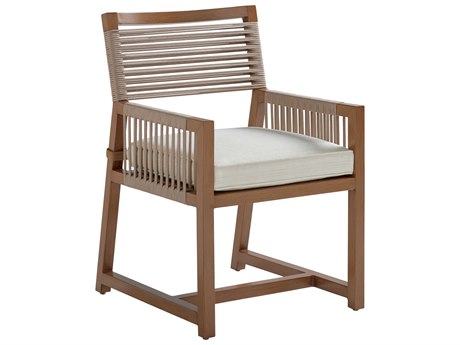 Tommy Bahama Outdoor St Tropez Aluminum Dining Arm Chair