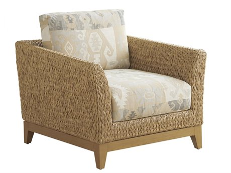 Tommy Bahama Outdoor Los Altos Valley View Wicker Lounge Chair