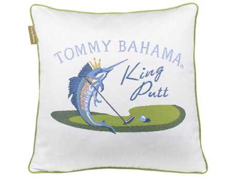 Tommy Bahama Outdoor Paradise 20'' x 20'' King Putt Pillow