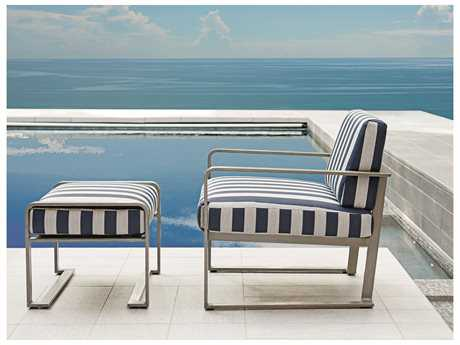 Tommy Bahama Outdoor Del Mar Cast Aluminum Pool Lounge Set