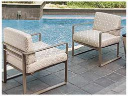 Del Mar Cast Aluminum Pool Lounge Set
