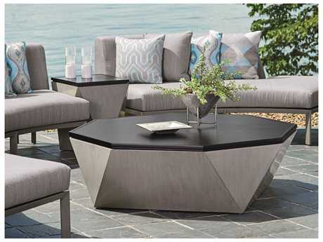Tommy Bahama Outdoor Del Mar Cast Aluminum Conversation Lounge Set