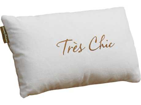 Tommy Bahama Outdoor Tres Chic Head Pillow for Chaise Lounge PatioLiving