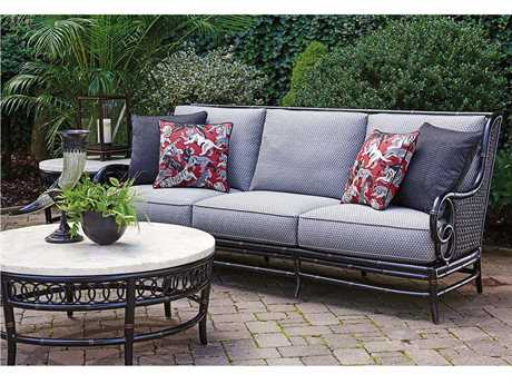 Tommy Bahama Outdoor Marimba Wicker Lounge Set TRMRMBLNG13